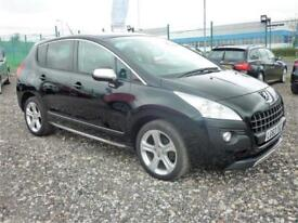 Peugeot 3008 ALLURE 1.6 HDI FAP (FREE FUEL + 6 MONTHS PARTS & LABOUR WARRAN
