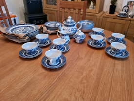 Churchill China Dinner set & tea set