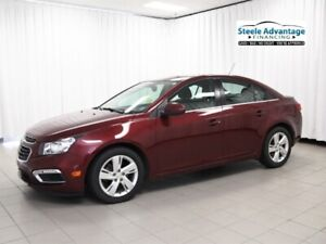 2015 Chevrolet Cruze Diesel w/Heated Leather, Remote Start and m