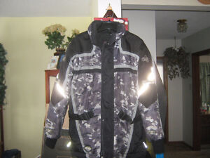 Snowmobile jacket (Youth size 18)