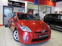 2010 TOYOTA PRIUS 1.8 VVTi T4 5dr CVT Auto FULL LEATHER