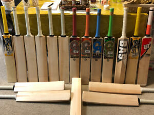 Amazing Grade 1 English Willow Cricket Bats for sale