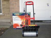 """Spectra Tools 12"""" Electric Snow Shovel Thrower"""