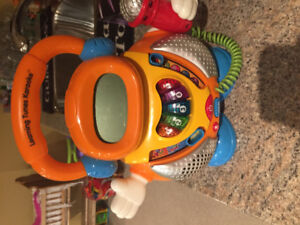 Vetch learning karaoke toy