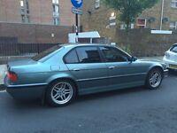 BMW 728i sport LPG