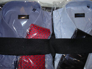 Men's dress shirt package (made in Italy)