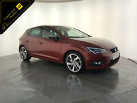2014 SEAT LEON FR TECHNOLOGY TDI 1 OWNER SERVICE HISTORY FINANCE PX