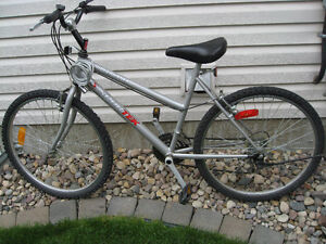 Sportek Ridgerunner Ladies 18 speed mountain bike