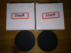 Wide angle adapters