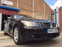 2007 BMW 5 SERIES 2.5 525d SE 4dr