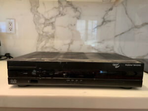 2 Personal Video Recorders (PVRs) & 1 Cable Box