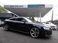 Audi A5 2.0TD ( 168bhp ) 2011MY Black Edition