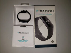 Fitbit Charge 3 - New in Box