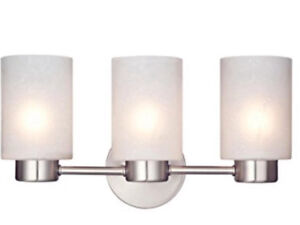 Westinghouse 6227900 Sylvestre Three-Light Interior Wall Fixture