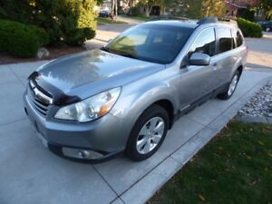 2010 Subaru Outback 2.5i Sport - 1  Owner - Accident Free