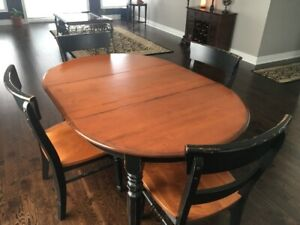 Canadian Made Dining Set