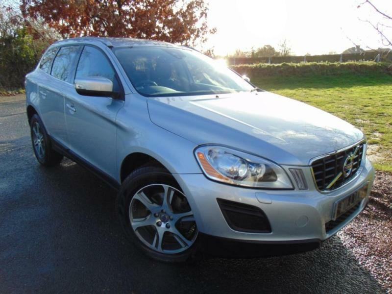 2012 Volvo XC60 D4 [163] SE Lux 5dr Geartronic Bluetooth! Rear Sensors! 5  do    | in Maidstone, Kent | Gumtree