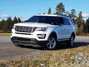 2016 Ford Explorer SUV, Crossover