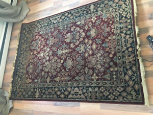 Selling area rug, asking $60