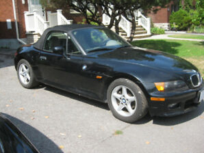 BMW Z3 CONVERTIBLE ROADSTER with 'M' UPGRADES