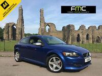 2008 Volvo C30 1.6D R-Design Sport **Full Service History - Cheap Tax - 50MPG**