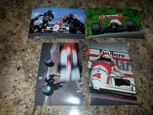 LOT OF 4, 1992 DETROIT GRAND PRIX POST CARDS UNUSED$5.00 Windsor Region Ontario image 1
