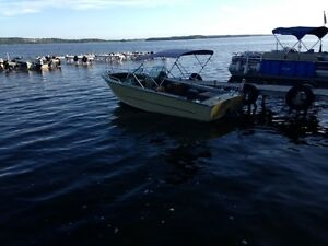 Classic Starcraft boat Motor and Trailer Kawartha Lakes Peterborough Area image 1