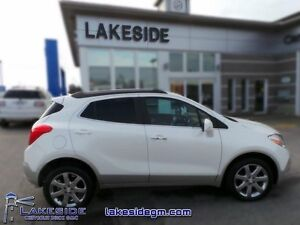 2014 Buick Encore Leather  - one owner - local - trade-in - non-