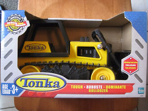 New TONKA Tough Bulldozer - Pressed Steel Construction (Hasbro) Oakville / Halton Region Toronto (GTA) image 1