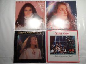 disques 33 tours celine dion