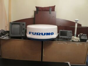 Furuno Marine Electronics...well maintained. Price to sell...!!!