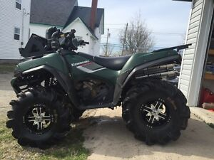 2008 Brute Force 750 with 800cc BBK