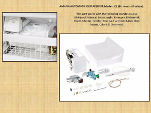 AUTOMATIC ICEMAKER KIT: Model: IC11B - new (still in box)