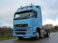 Volvo FH 13 480 6 X 2 Globetrotter XL Tractor Unit
