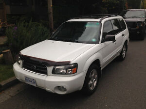 2003 Subaru Forester Leather SUV, Crossover