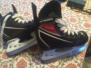 Boy's CCM Intruder Skates