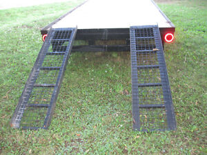 18 ft trailer for sale atv