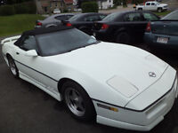 1984 Chevrolet Corvette Greenwood C4 Convertible