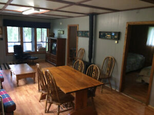1, 2, & 3 Bedroom Cottage Rentals in Marten River/Temagami ON