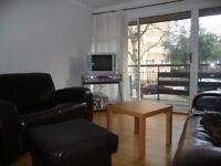 Southfields SW19. Fully furnished, 4 large double bedroomed apartment mins from Southfields station