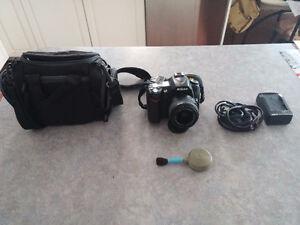 Nikon D90 with 18-55mm Nikkor lens