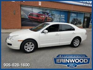 2008 Ford Fusion SE5-SPEED / PWR GRP / ABS