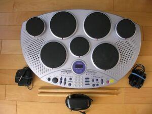 Casio LD 80 table drum unit