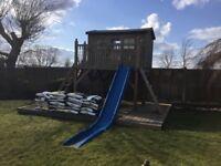 playhouse/garden activity