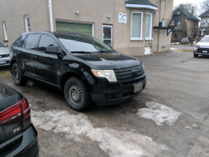 08 ford edge limited