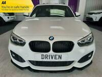 2017 BMW 1 Series 1.5 118I M SPORT SHADOW EDITION 3d 134 BHP Hatchback Petrol Ma