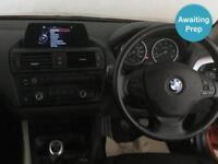 2015 BMW 1 SERIES 116d EfficientDynamics 3dr [Nav]