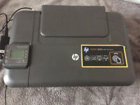HP 3 in 1 printer. Good condition with link inside
