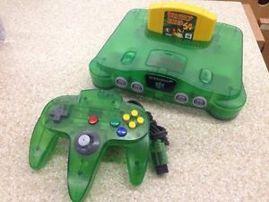 Funtastic Jungle Green Console - Excellent Condition-