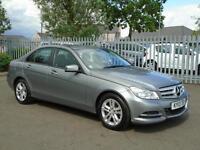 2013 Mercedes-Benz C Class 2.1 C220 CDI BlueEFFICIENCY SE (Executive)
